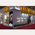 حضور ثمین نان سحر در نمایشگاه بین المللی شیرینی و شکلات